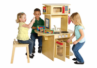 Guidecraft Caf� Play Kitchen