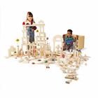 Guidecraft Classroom Unit Blocks 390 pcs