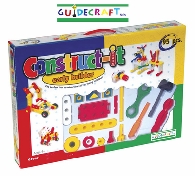 GUIDECRAFT Construct-It Early Builder - Click to enlarge