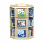 Guidecraft Corner Book Nook