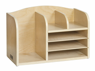 Guidecraft Desk Organizer High