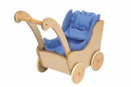 GUIDECRAFT Doll Buggy - Click to enlarge