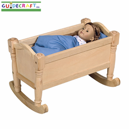 GUIDECRAFT Doll Cradle - Click to enlarge