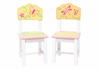 Guidecraft Gleeful Bugs Extra Chairs (Set of 2)