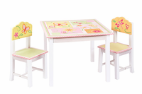 Guidecraft Gleeful Bugs Table and Chairs