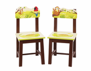 Guidecraft Jungle Party Extra Chairs (Set of 2)