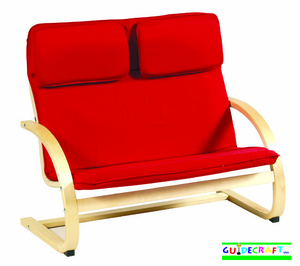 GUIDECRAFT Kiddie Couch - Click to enlarge