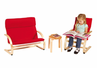 Guidecraft Kiddie Reading Area