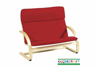 Guidecraft Kiddie Rocker Couch