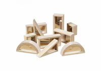 Guidecraft Mirror Blocks 10 pc Set