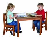Guidecraft   Mission Table And Chair