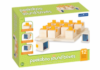 Guidecraft Peekaboo Sound Boxes