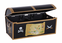 GUIDECRAFT Pirate Treasure Chest