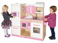 Guidecraft Play Along Pink Kitchen