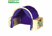 Guidecraft Playhouse Hideaway Bookshelves