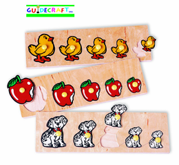 GUIDECRAFT PROGRESSION PUZZLES (Set Of 3)