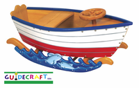 GUIDECRAFT Retro Rockers Runabout & Pirate Boat
