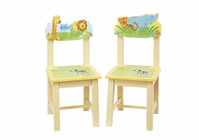 Guidecraft Savanna Smiles Extra Chairs (Set of 2)