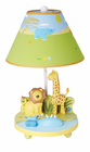 Guidecraft Savanna Smiles Tabletop Lamp