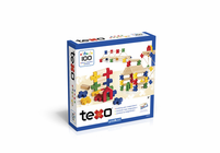 Guidecraft Texo� 100 Piece Set