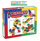 GUIDECRAFT Twisters 91 Pieces