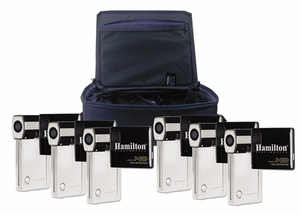Hamilton HD Camcorder Explorer Kit with Cameras, Software and Case - Click to enlarge