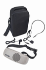 Hamilton Waistband Amplifier with Headset and Lapel Microphones