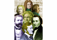 Harmonics: The Innovators of Classical Music Video (10-part series - DVD)