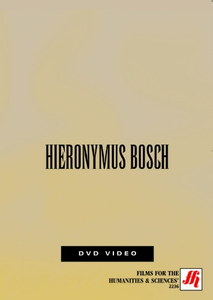 Hieronymus Bosch  Video (VHS/DVD)