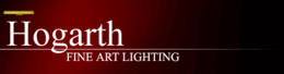 Hogarth PICTURE LIGHTS - Fine Art Lighting - Click to enlarge
