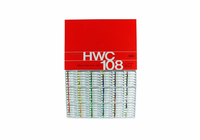 Holbein ARTIST WATERCOLOR SET OF 108 - 5ml