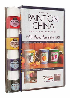 How to Paint on China Video Kit