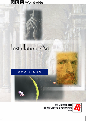 Installation Art Video  (DVD)