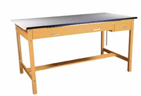 """Instructor's Art/Drafting Table - 72""""W"""