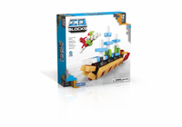 GUIDECRAFT IO Blocks� 192 Piece Set