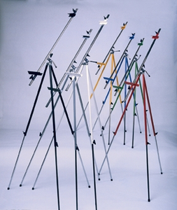 Italian STEEL TRIPOD EASELS - Click to enlarge