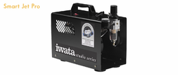 Iwata SMART JET PRO Compressor (w/Smart Technology) - Click to enlarge