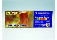 JOHN SANDEN PRO MIX STANDARD OIL COLOR SET - 13  COLOR