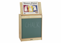 Jonti-Craft� Big Book Easel - Chalkboard