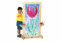 Jonti-Craft� See-Thru Easel