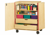 Jonti-Craft� Supply Cabinet