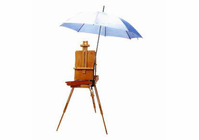 Jullian French Easel UMBRELLA