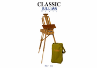 JULLIAN PARIS Classic PM French Easel - HALF Size - Manufactured in Original Paris France Factory! (Closeout)