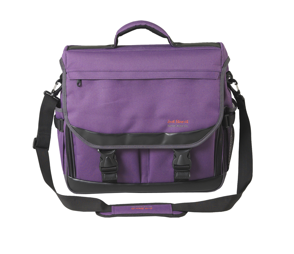 Just Stow It Ultimate Messenger Bag