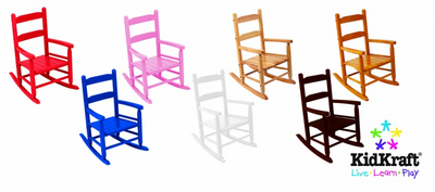 KIDKRAFT 2-Slat Rocker - Click to enlarge