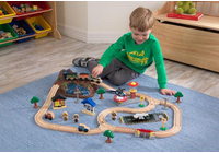 KIDKRAFT Bucket Top Train Set