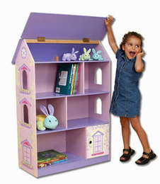KIDKRAFT Dollhouse Bookcase - Click to enlarge