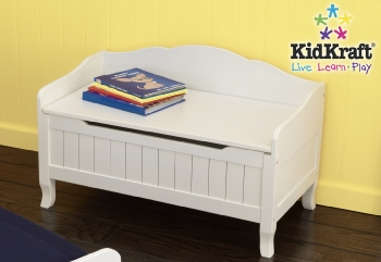 KIDKRAFT Nantucket Toy Box - Click to enlarge