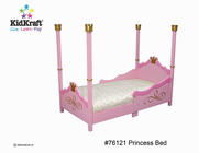 KIDKRAFT Princess Toddler Cot