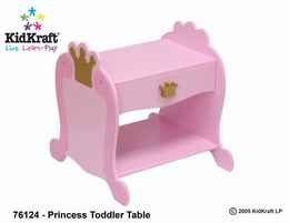 KIDKRAFT Princess Toddler Table - Click to enlarge